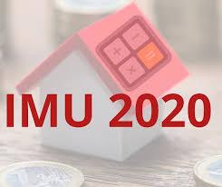 AVVISO SCADENZA SALDO IMU 2020
