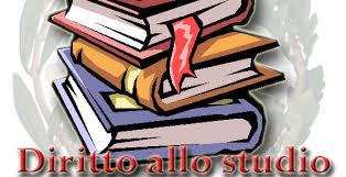 CONTRIBUTO DIRITTO ALLO STUDIO - BORSE DI STUDIO E LIBRI DI TESTO
