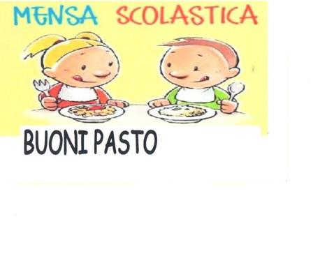 Avviso su ristorazione Mensa Scolastica  A.S. 2021/2022