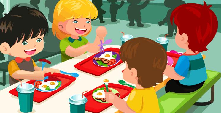 Servizio ristorazione scolastica